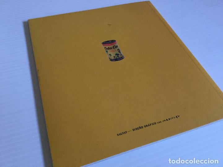 Libros antiguos: La historia gráfica del Cola Cao – Salvat - Foto 3 - 123002743