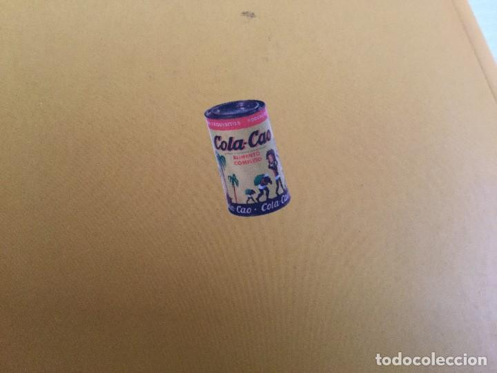 Libros antiguos: La historia gráfica del Cola Cao – Salvat - Foto 4 - 123002743