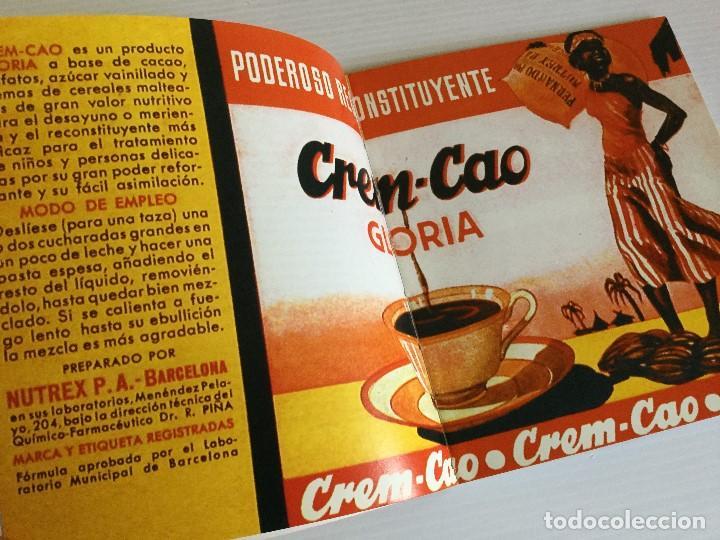 Libros antiguos: La historia gráfica del Cola Cao – Salvat - Foto 7 - 123002743
