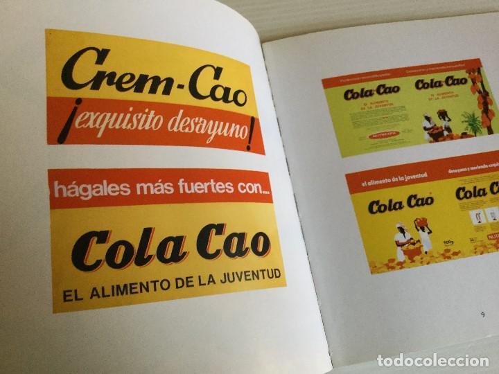 Libros antiguos: La historia gráfica del Cola Cao – Salvat - Foto 8 - 123002743