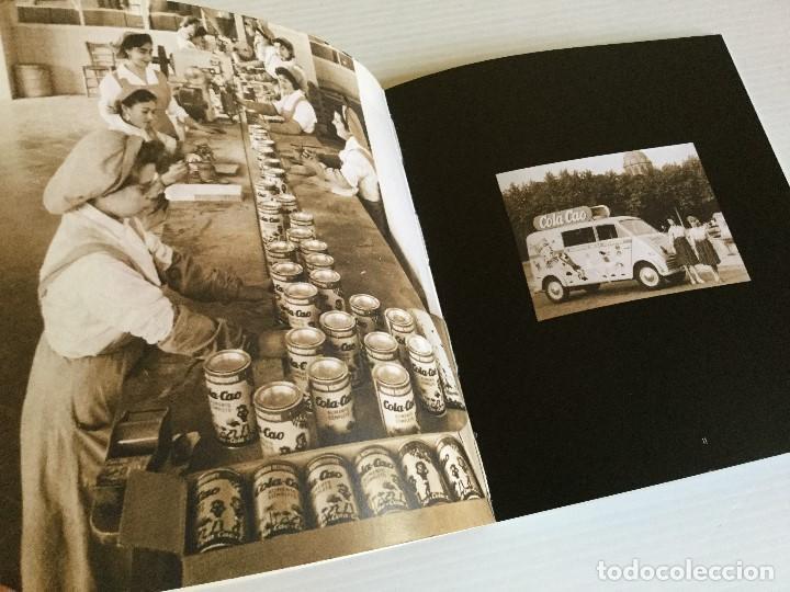 Libros antiguos: La historia gráfica del Cola Cao – Salvat - Foto 9 - 123002743