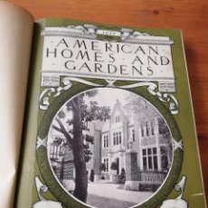 Libros antiguos: AMERICAN HOMES AND GARDENS. JULY-DECEMBER. 1905. Lote 125280495