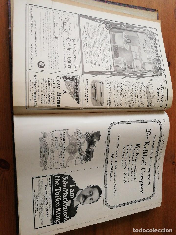 Libros antiguos: American Homes and Gardens. July-December. 1905 - Foto 6 - 125280495