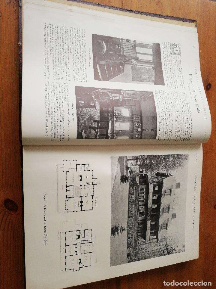 Libros antiguos: American Homes and Gardens. July-December. 1905 - Foto 9 - 125280495