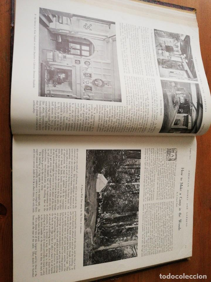 Libros antiguos: American Homes and Gardens. July-December. 1905 - Foto 15 - 125280495