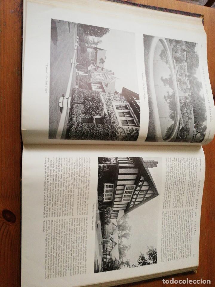 Libros antiguos: American Homes and Gardens. July-December. 1905 - Foto 18 - 125280495