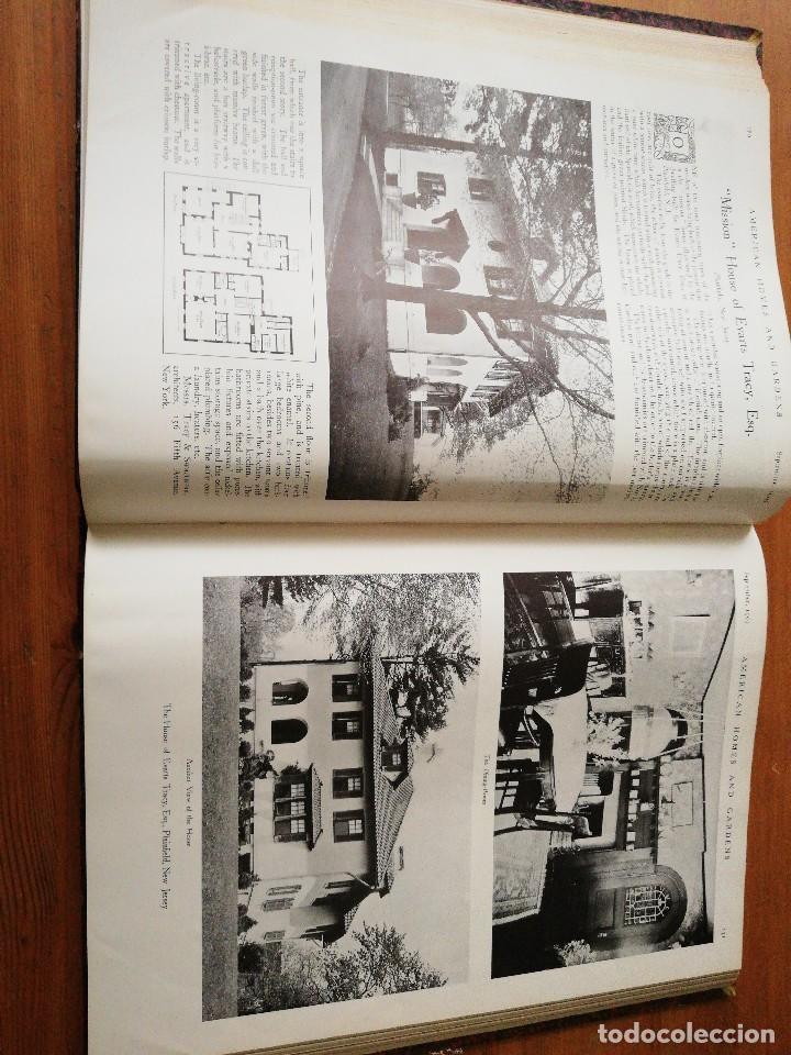 Libros antiguos: American Homes and Gardens. July-December. 1905 - Foto 19 - 125280495