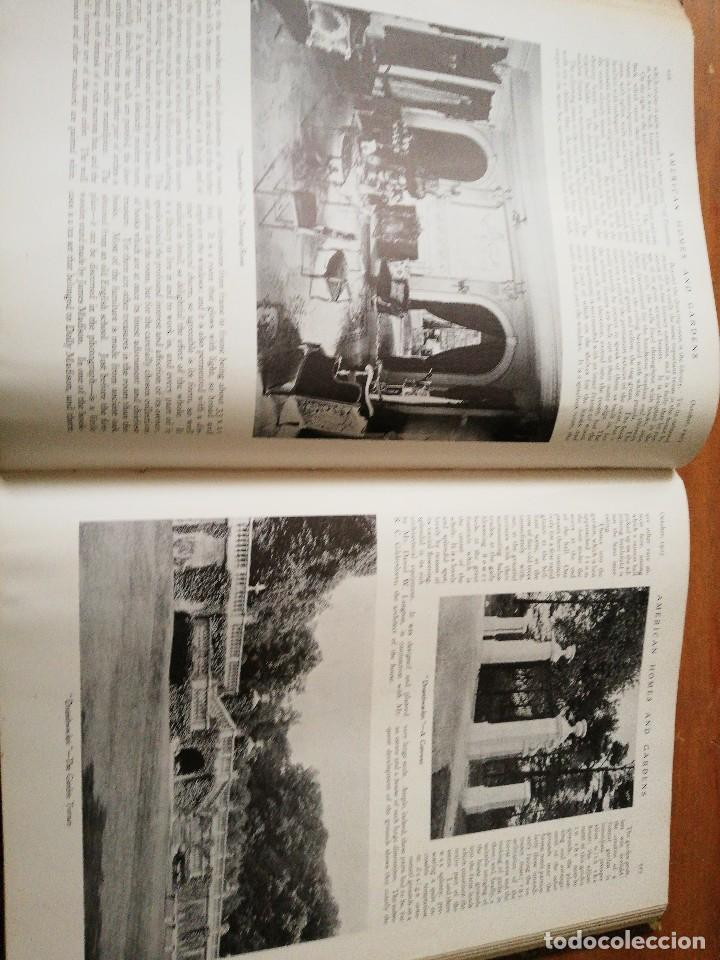 Libros antiguos: American Homes and Gardens. July-December. 1905 - Foto 23 - 125280495