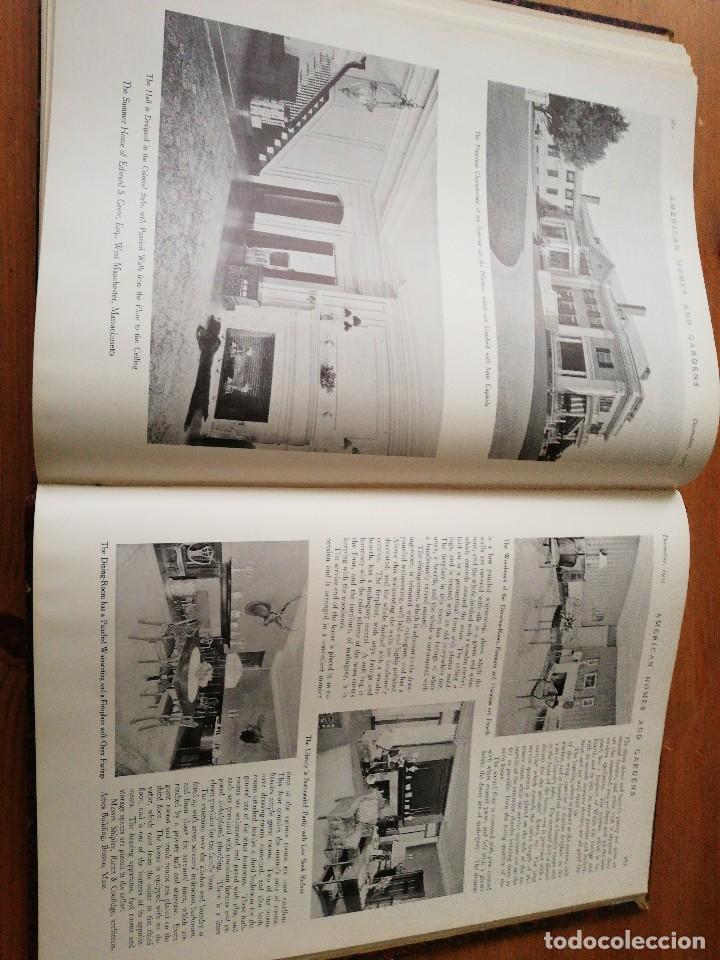 Libros antiguos: American Homes and Gardens. July-December. 1905 - Foto 34 - 125280495