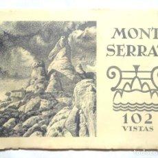 Libros antiguos: MONTSERRAT 102 VISTAS CA 1930 RIEUSSET, BARCELONA. Lote 126300755