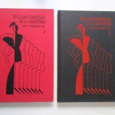 Libros antiguos: ESCALADO INDUSTRIAL DE LA CONFECCIÓN, CONSUELO GIL, LOS DOS TOMOS, ESTADO IMPECABLE, VER FOTOS. Lote 128984231