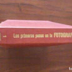 Libros antiguos: LOS PRIMEROS PASOS EN LA FOTOGRAFÍA Nº1 AFHA. Lote 133465686