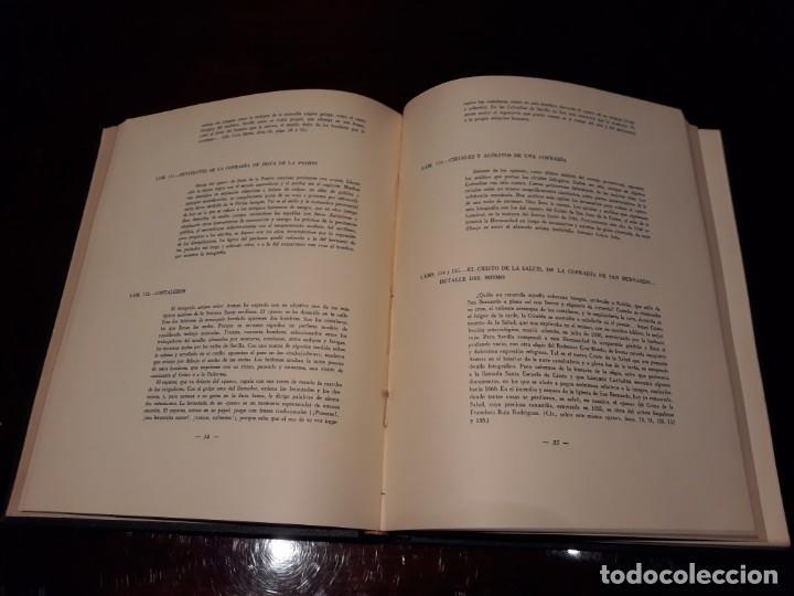 Libros antiguos: SEMANA SANTA EN SEVILLA - LUIS ORTIZ MUÑOZ - LUIS ARENAS, AÑO 1948 (208 LÁMINAS) - Foto 3 - 133590522
