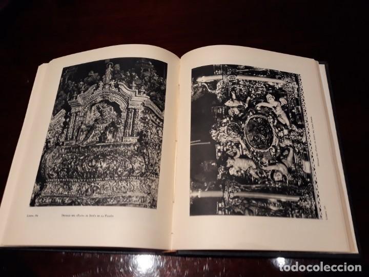 Libros antiguos: SEMANA SANTA EN SEVILLA - LUIS ORTIZ MUÑOZ - LUIS ARENAS, AÑO 1948 (208 LÁMINAS) - Foto 4 - 133590522