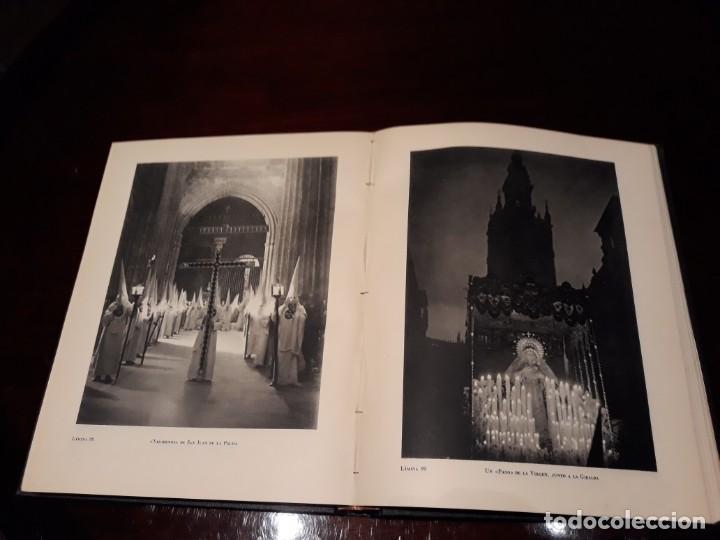 Libros antiguos: SEMANA SANTA EN SEVILLA - LUIS ORTIZ MUÑOZ - LUIS ARENAS, AÑO 1948 (208 LÁMINAS) - Foto 5 - 133590522