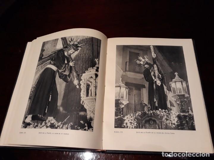 Libros antiguos: SEMANA SANTA EN SEVILLA - LUIS ORTIZ MUÑOZ - LUIS ARENAS, AÑO 1948 (208 LÁMINAS) - Foto 6 - 133590522