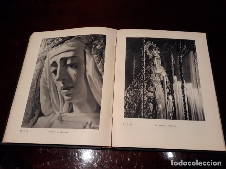 Libros antiguos: SEMANA SANTA EN SEVILLA - LUIS ORTIZ MUÑOZ - LUIS ARENAS, AÑO 1948 (208 LÁMINAS) - Foto 7 - 133590522