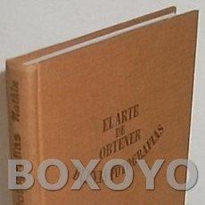 Libros antiguos: NATKIN, MARCEL. EL ARTE DE OBTENER BUENAS FOTOGRAFÍAS. Lote 133763062