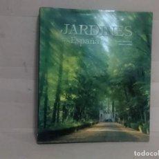 Libros antiguos: JARDINES DE ESPAÑA. Lote 133776086