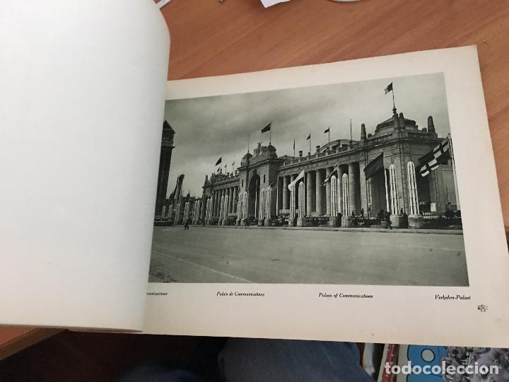 Libros antiguos: EXPOSICION INTERNACIONAL DE BARCELONA 1929 . LIRBO CON FOTOS DEL EVENTO. (LB35) - Foto 2 - 135841918