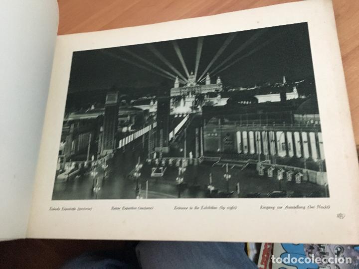Libros antiguos: EXPOSICION INTERNACIONAL DE BARCELONA 1929 . LIRBO CON FOTOS DEL EVENTO. (LB35) - Foto 4 - 135841918