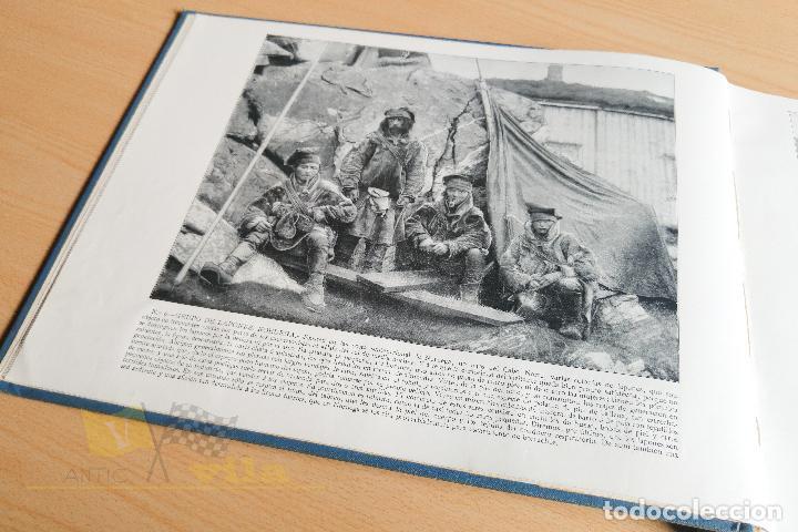Libros antiguos: Portfolio de fotografias de las ciudades, paisajes y cuadros célebres - Foto 7 - 135894298