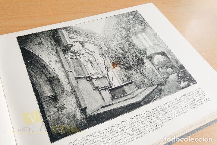 Libros antiguos: Portfolio de fotografias de las ciudades, paisajes y cuadros célebres - Foto 10 - 135894298