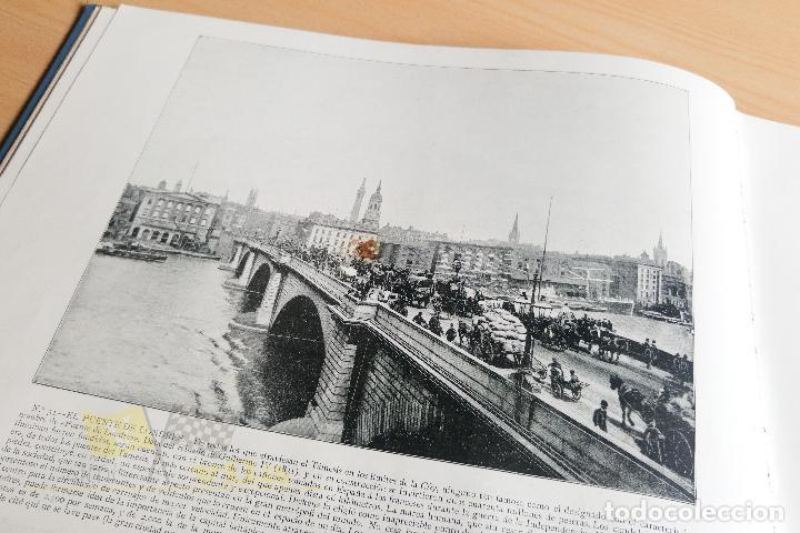 Libros antiguos: Portfolio de fotografias de las ciudades, paisajes y cuadros célebres - Foto 11 - 135894298