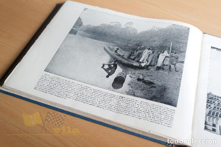 Libros antiguos: Portfolio de fotografias de las ciudades, paisajes y cuadros célebres - Foto 15 - 135894298