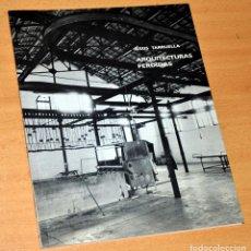 Libros antiguos: LIBRO DE FOTOGRAFÍAS: JESÚS TARRUELLA: ARQUITECTURAS PERDIDAS - EDITA: AYUNTAMIENTO DE VILLENA, 1996. Lote 138608886