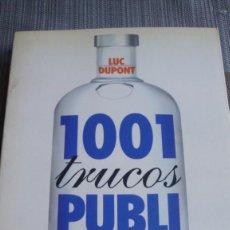 Livres anciens: 1001 TRUCOS PUBLICITARIOS. Lote 139508890