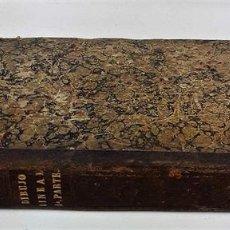 Libros antiguos: CURSO METÓDICO DE DIBUJO LINEAL. ANDRÉS GIRÓ. LIBR. GASPAR Y ROIG. 1865.. Lote 139527274