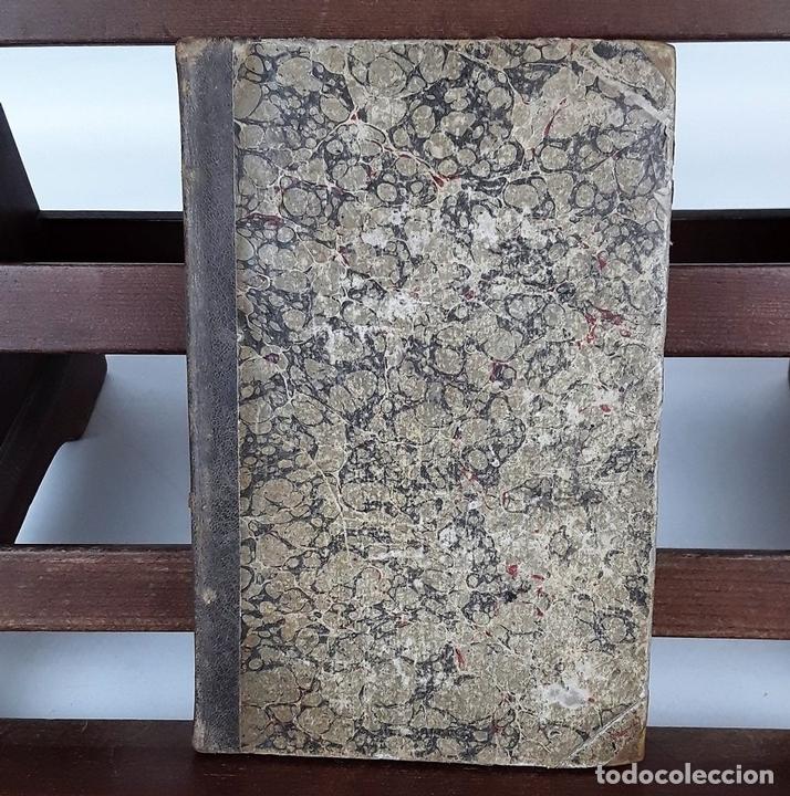Libros antiguos: CURSO METÓDICO DE DIBUJO LINEAL. ANDRÉS GIRÓ. LIBR. GASPAR Y ROIG. 1865. - Foto 3 - 139527274