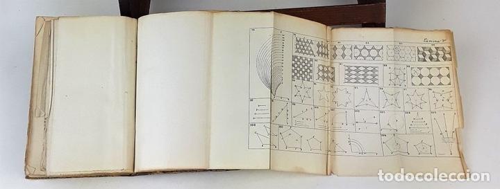 Libros antiguos: CURSO METÓDICO DE DIBUJO LINEAL. ANDRÉS GIRÓ. LIBR. GASPAR Y ROIG. 1865. - Foto 7 - 139527274