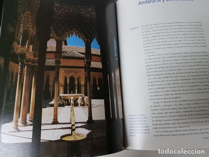 Libros antiguos: VIAJE POR ESPAÑA TRAS LOS PASOS DE LABORDE - Foto 12 - 142855950