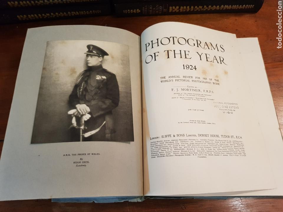 Libros antiguos: FOTOGRAMAS DEL AÑO 1924 REVISION ANUAL PARA 1925 DE LA OBRA GRAFICA MUNDIAL PICTORICA - Foto 3 - 146128305