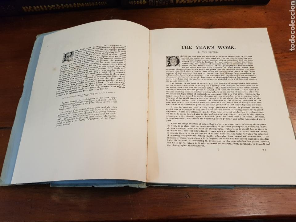 Libros antiguos: FOTOGRAMAS DEL AÑO 1924 REVISION ANUAL PARA 1925 DE LA OBRA GRAFICA MUNDIAL PICTORICA - Foto 4 - 146128305