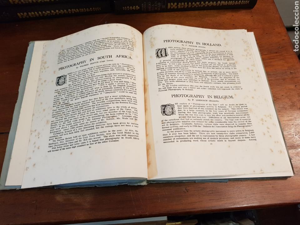 Libros antiguos: FOTOGRAMAS DEL AÑO 1924 REVISION ANUAL PARA 1925 DE LA OBRA GRAFICA MUNDIAL PICTORICA - Foto 5 - 146128305
