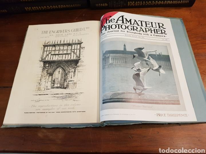 Libros antiguos: FOTOGRAMAS DEL AÑO 1924 REVISION ANUAL PARA 1925 DE LA OBRA GRAFICA MUNDIAL PICTORICA - Foto 8 - 146128305
