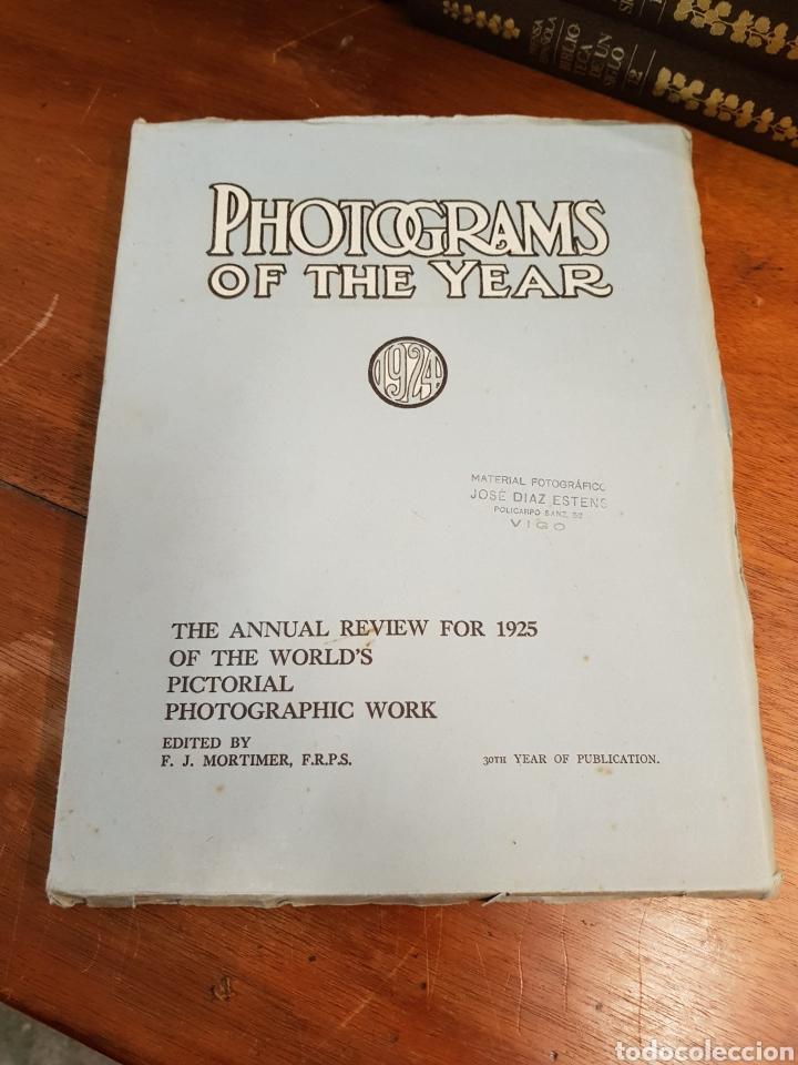 Libros antiguos: FOTOGRAMAS DEL AÑO 1924 REVISION ANUAL PARA 1925 DE LA OBRA GRAFICA MUNDIAL PICTORICA - Foto 10 - 146128305
