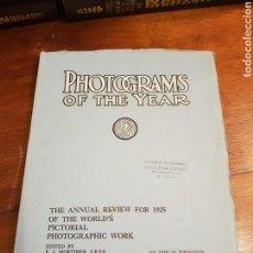 Libros antiguos: FOTOGRAMAS DEL AÑO 1924 REVISION ANUAL PARA 1925 DE LA OBRA GRAFICA MUNDIAL PICTORICA. Lote 146128305