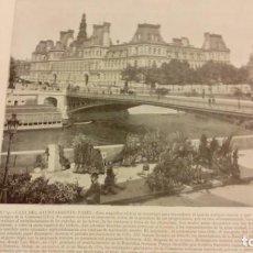 Libros antiguos: PORTFOLIO DE FOTOGRAFIAS DE CIUDADES, PAISAJES Y CUADROS, SUC.RIVADENEYRA 1896. Lote 146536110