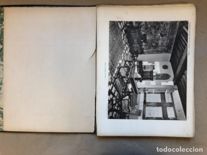 Libros antiguos: INTERIORES ANTIGUOS - INTÉRIEURS ANCIENS DE TOUS STYLES (PREMIÈRE SÉRIE). EDITIONS D'ART CHARLES - Foto 3 - 147455986