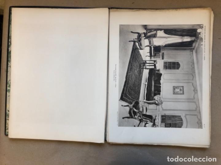 Libros antiguos: INTERIORES ANTIGUOS - INTÉRIEURS ANCIENS DE TOUS STYLES (PREMIÈRE SÉRIE). EDITIONS D'ART CHARLES - Foto 4 - 147455986