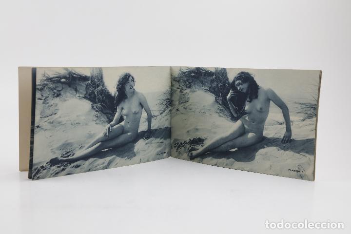Libros antiguos: Plen Air, número 1, naturismo, desnudos femeninos, fotografías de Marcel Meys, 1931, Paris. 24x16cm - Foto 3 - 148156190