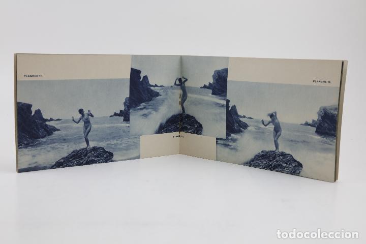 Libros antiguos: Plen Air, número 1, naturismo, desnudos femeninos, fotografías de Marcel Meys, 1931, Paris. 24x16cm - Foto 4 - 148156190