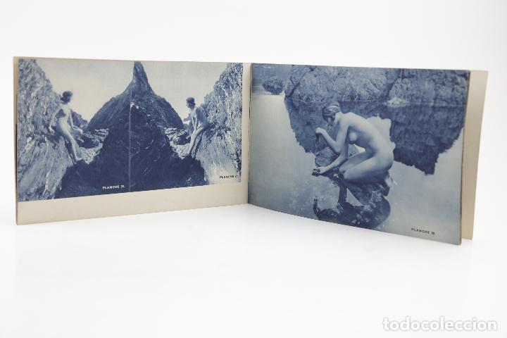 Libros antiguos: Plen Air, número 1, naturismo, desnudos femeninos, fotografías de Marcel Meys, 1931, Paris. 24x16cm - Foto 5 - 148156190