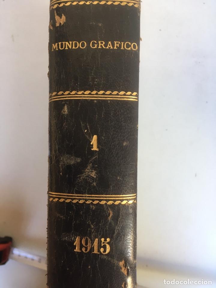 MUNDO GRÁFICO (Libros Antiguos, Raros y Curiosos - Bellas artes, ocio y coleccion - Diseño y Fotografía)