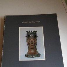 Libros antiguos: LIBRO: LA PLATERÍA GÓTICA EN TARRAGONA Y PROVINCIA. Lote 149087094