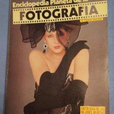 Libros antiguos: ENCICLOPEDIA PLANETA DE LA FOTOGRAFIA A TODO COLOR. Lote 149485794
